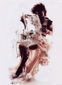 Björk - vespertine live at the royal opera house