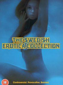 The swedish erotica collection