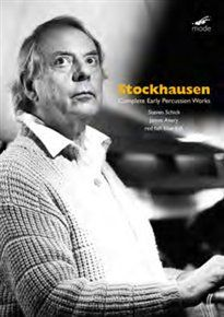 Stockhausen: complete early percussion works red fish blue fish: steven schick