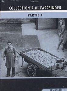 Coffret collection r.w. fassbinder, partie 4 (5 dvd)  - les dieux de la peste/martha/le marchand des 4 saisons/l'année des 13 lunes/effi briest
