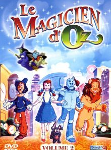 Le magicien d'oz - volume 2