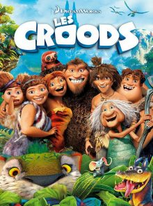 Les croods: vod sd - location