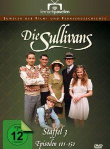 Die sullivans - staffel 3, episoden 101-150 (7 discs)