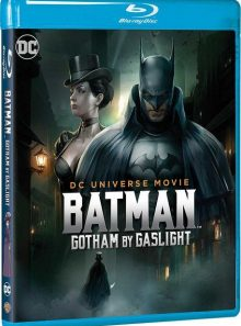 Batman : gotham by gaslight - blu-ray