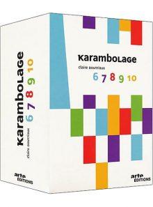 Karambolage - coffret saison 2 - volume 6 à 10
