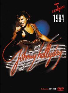 Johnny hallyday - zenith 1984
