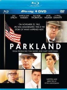 Parkland [combo blu ray + dvd]