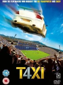 Taxi 4 [import anglais] (import)