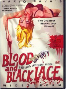 Blood and black lace (six femmes pour l'assassin)