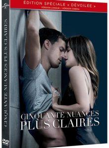Cinquante nuances plus claires - édition spéciale - version longue + version cinéma
