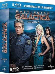 Battlestar galactica - saison 2 - blu-ray