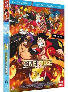 One piece - le film 11 : z - édition limitée blu-ray + manga