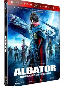 Albator, corsaire de l'espace - édition limitée boîtier steelbook - blu-ray