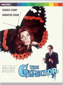 The collector - limited edition (blu-ray)