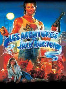 Les aventures de jack burton dans les griffes du mandarin: vod sd - location
