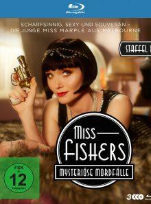 Miss fishers mysteriöse mordfälle - staffel 1 (3 discs)