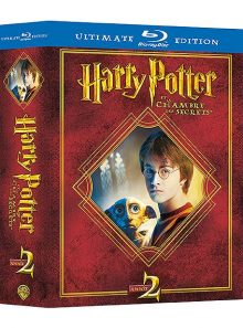 Harry potter et la chambre des secrets - ultimate edition - blu-ray