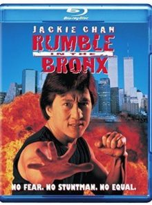 Jackie chan dans le bronx - rumble ine the bronx - import us (vost)