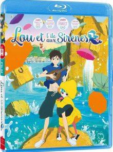 Lou et l'île aux sirènes - blu-ray
