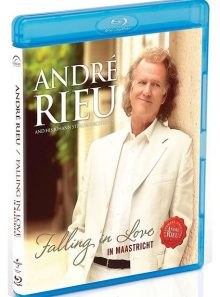 André rieu - falling in love in maastricht - blu-ray