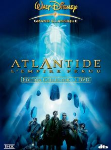 Atlantide, l'empire perdu - édition collector