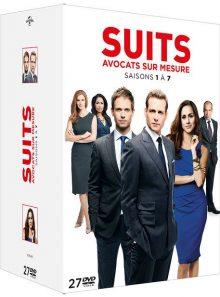 Suits (avocats sur mesure) - saisons 1 à 7