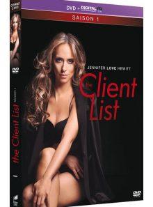 The client list - saison 1 - dvd + copie digitale