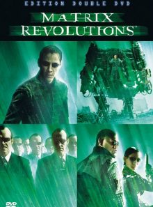 Matrix revolutions - édition double