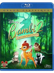 Bambi 2 - édition exclusive - blu-ray