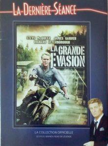 Dvd la dernière séance volume 1 la grande évasion