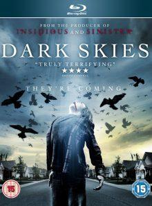Dark skies [blu ray]
