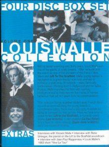 Coffret louis malle - edition anglaise
