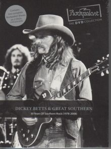 Dickey betts & great southern : 30 years of southern rock