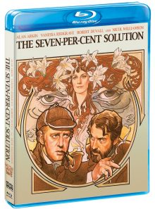 The seven per cent solution (blu ray/dvd combo)