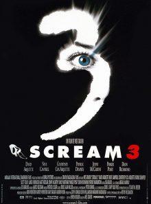Scream 3: vod sd - achat