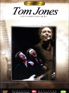 Jones, tom - live at cardiff castle