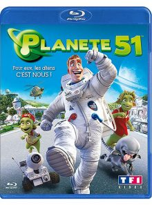 Planète 51 - combo blu-ray + dvd + copie digitale