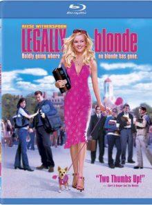 Legally blonde [blu ray]