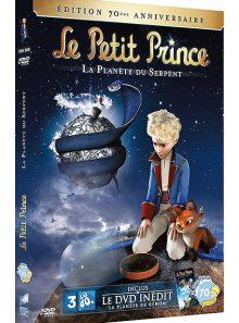 Le petit prince - 11 - la planète du serpent - édition 70ème anniversaire