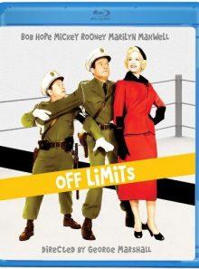 Off limits [blu ray]