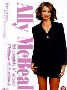 Ally mcbeal - saison 4 intégrale - edition belge