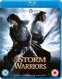 The storm warriors [blu-ray boxset]