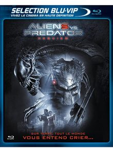 Aliens vs. predator - requiem - blu-ray