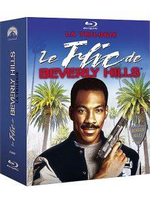 Le flic de beverly hills - la trilogie - blu-ray