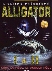 Alligator i & ii - pack