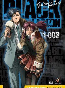 Black lagoon - vol. 02 (3 dvds)