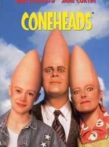 Coneheads - edition belge