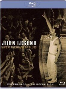Legend, john - live from house of blues - blu-ray