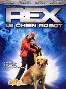 Rex le chien robot: vod sd - achat