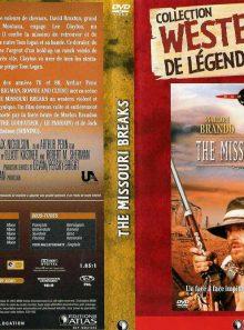 The  missouri  breaks - collection westerns de légende en dvd